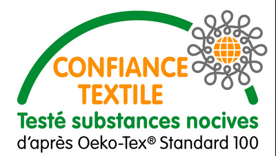 Logo de certification OEKO-TEX